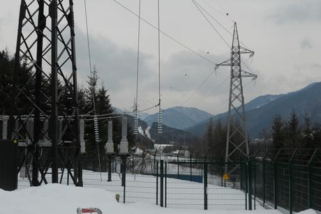 Greuth substation